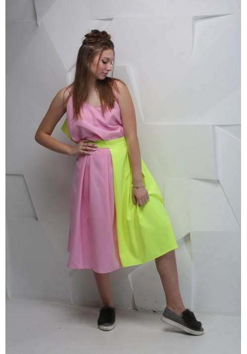 Pleated Skirt KALI